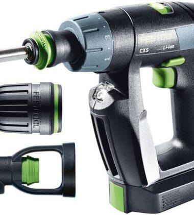 Festool Aparafusadora de bateria CXS Li 2,6-Set