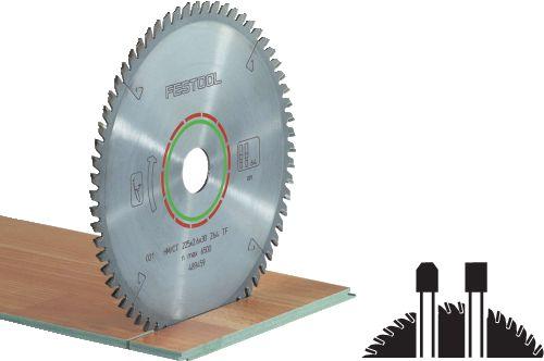 Festool Disco de serra especial 260x2,5x30 WZ/FA64