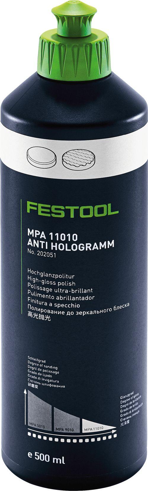 Festool Produto para polimento MPA 11010 WH/0,5L