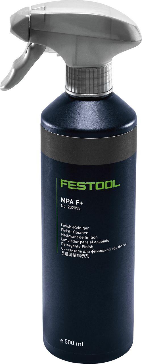 Festool Produto de limpeza para acabamentos MPA F+/0,5L