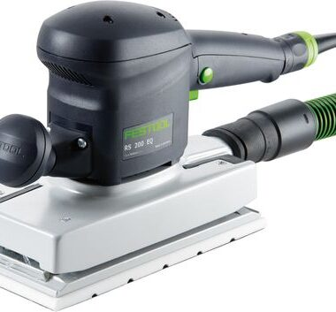 Festool Lixadora orbital RUTSCHER RS 200 Q